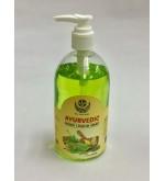 ZAM ZAM HAND LIQUID SOAP (AYURVEDIC) 500gm