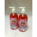 ZAM ZAM HAND LIQUID SOAP, (STRAWBERRY) 500gm