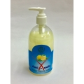 ZAM ZAM HAND LIQUID SOAP (ANTI-XADIN) 500gm